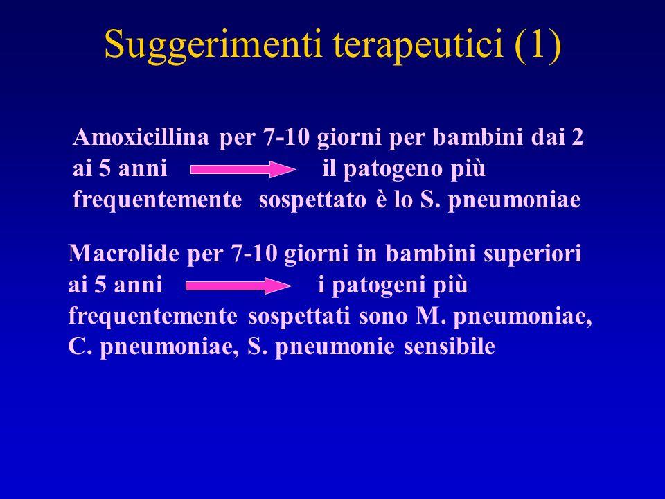 Suggerimenti terapeutici (1)