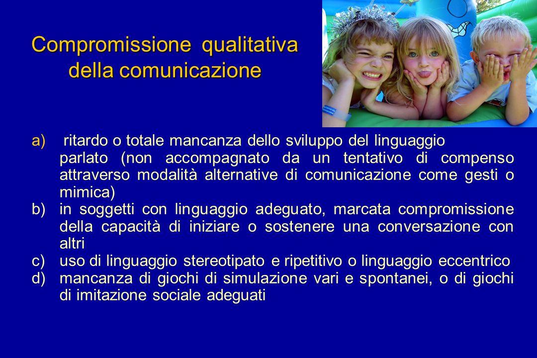 Compromissione qualitativa