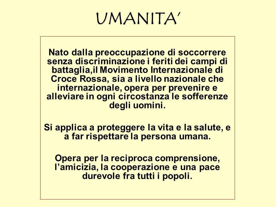 UMANITA'