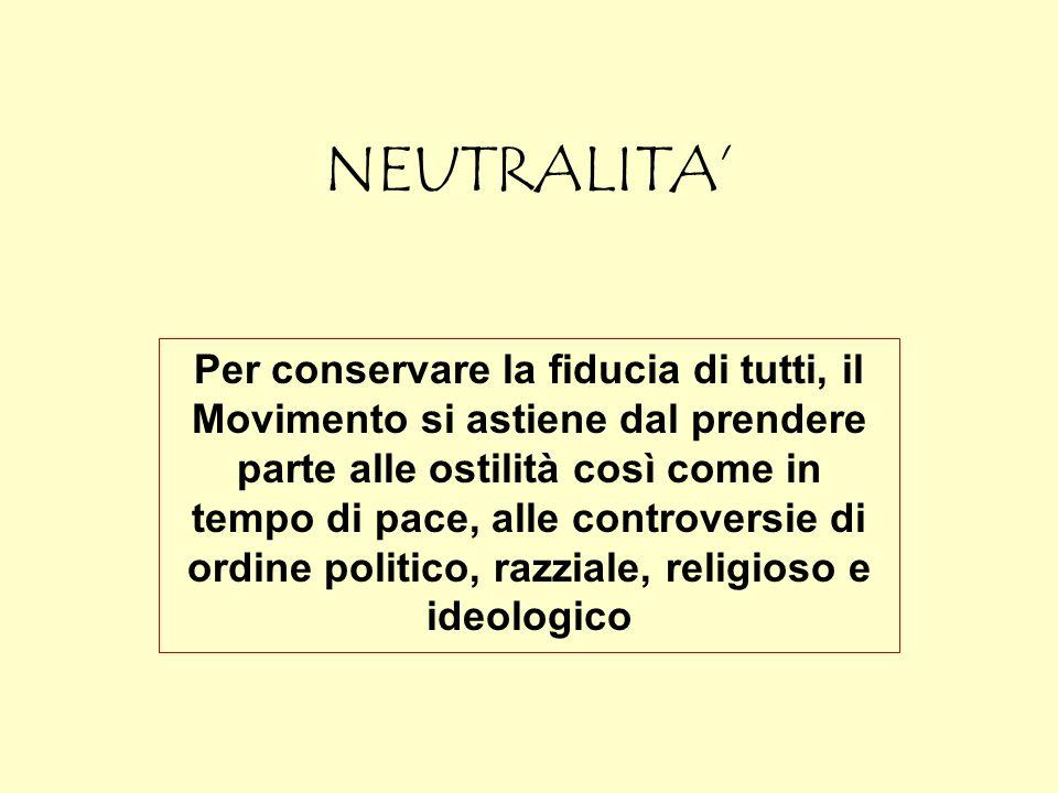 NEUTRALITA'