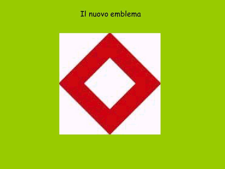 Il nuovo emblema