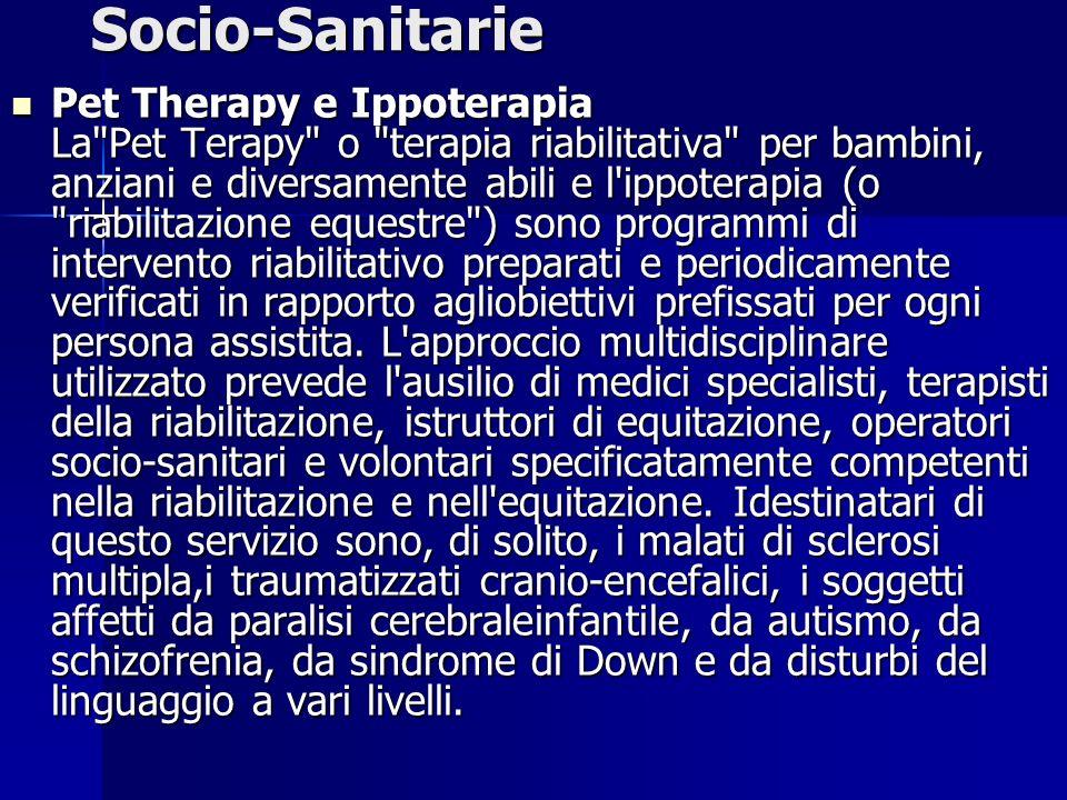 Socio-Sanitarie