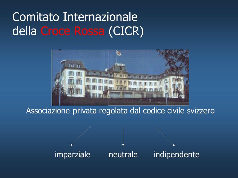 Comitato Internazionale della Croce Rossa (CICR)
