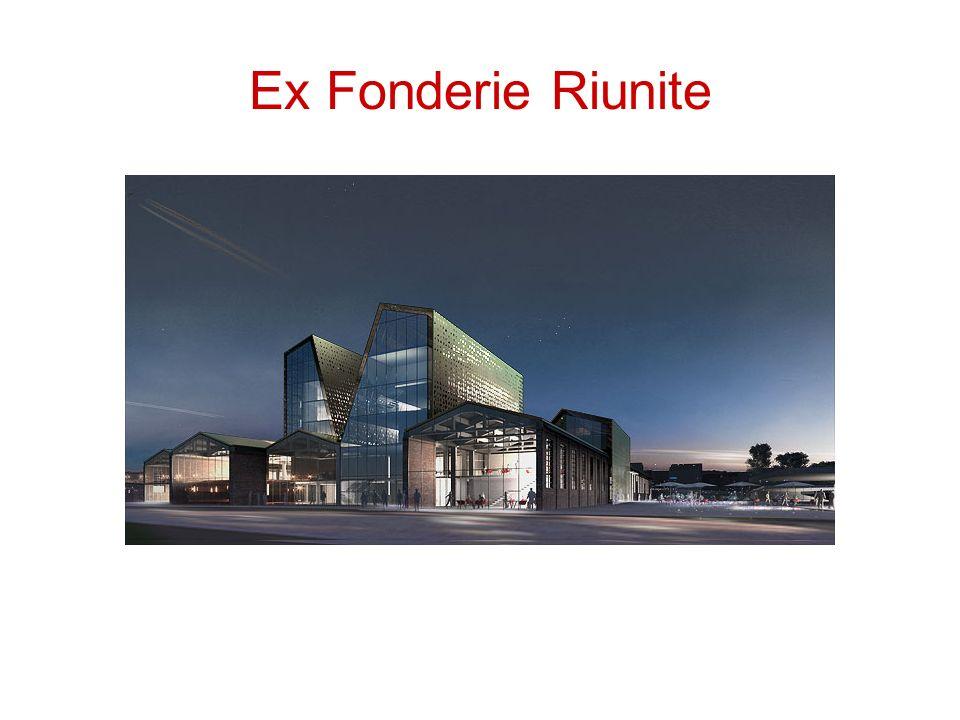 Ex Fonderie Riunite