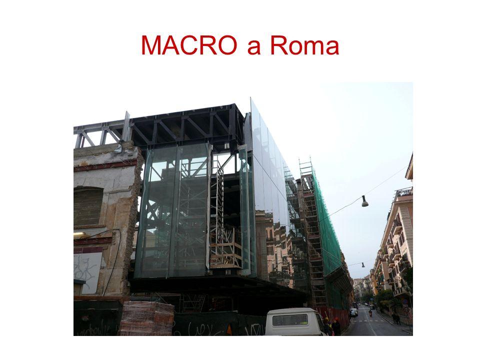 MACRO a Roma