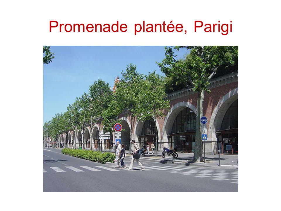 Promenade plantée, Parigi