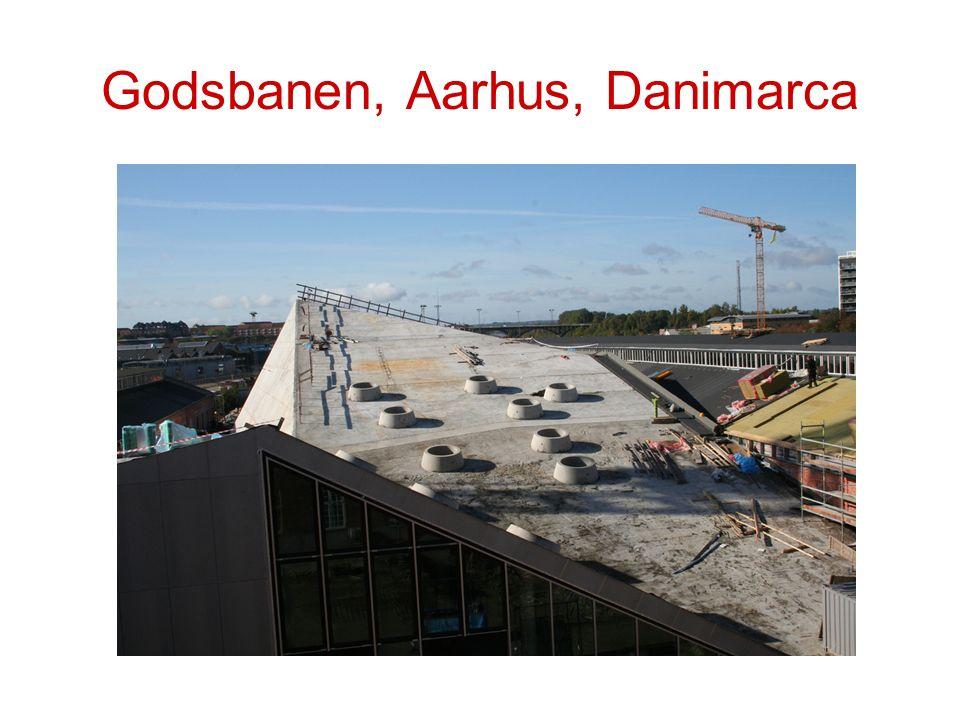 Godsbanen, Aarhus, Danimarca