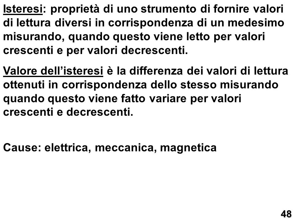 Cause: elettrica, meccanica, magnetica