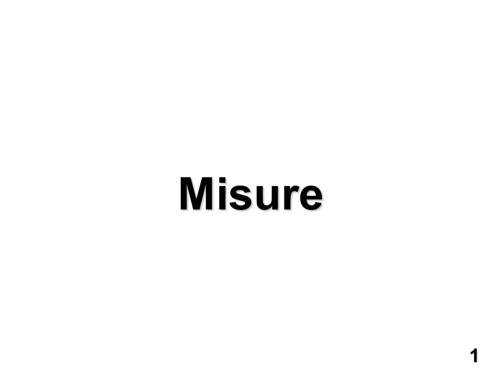 Misure 1