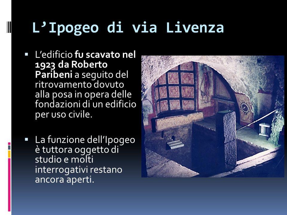 L'Ipogeo di via Livenza