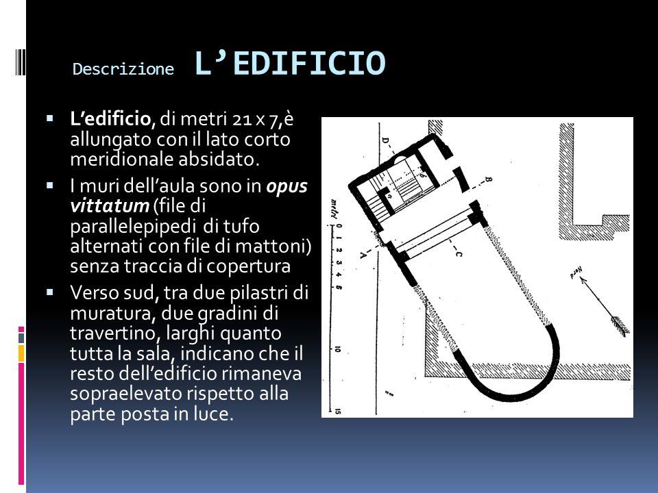 Descrizione L'EDIFICIO