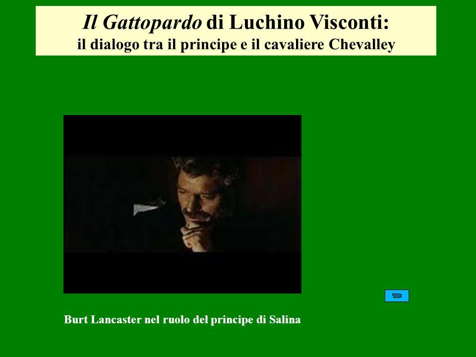 Il Gattopardo di Luchino Visconti:
