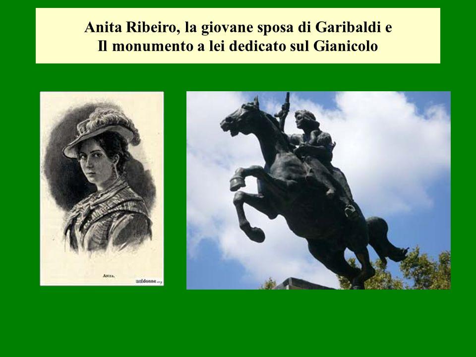 Anita Ribeiro, la giovane sposa di Garibaldi e