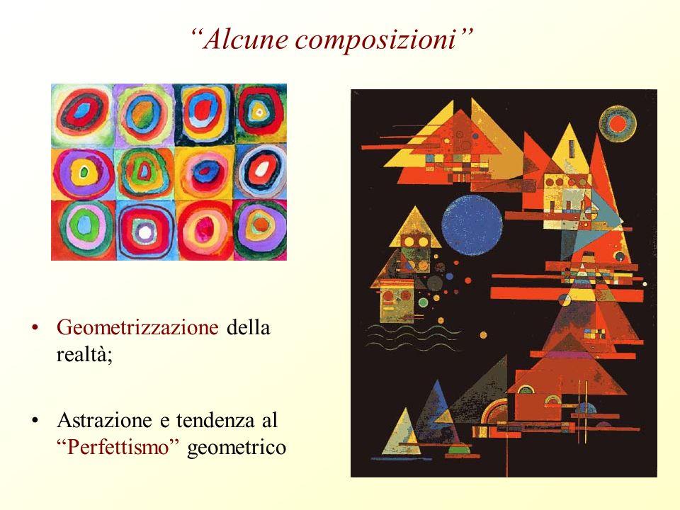 Alcune composizioni