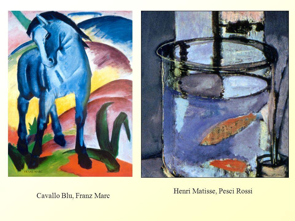 Henri Matisse, Pesci Rossi