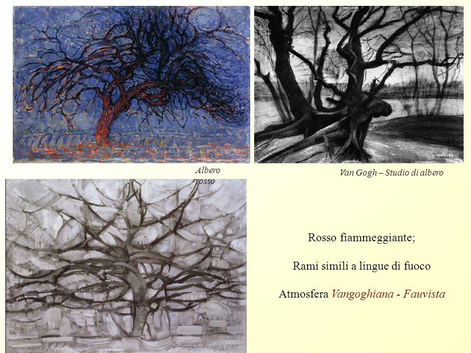 Van Gogh – Studio di albero