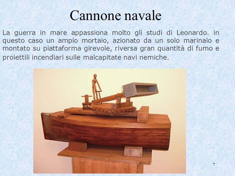 Cannone navale