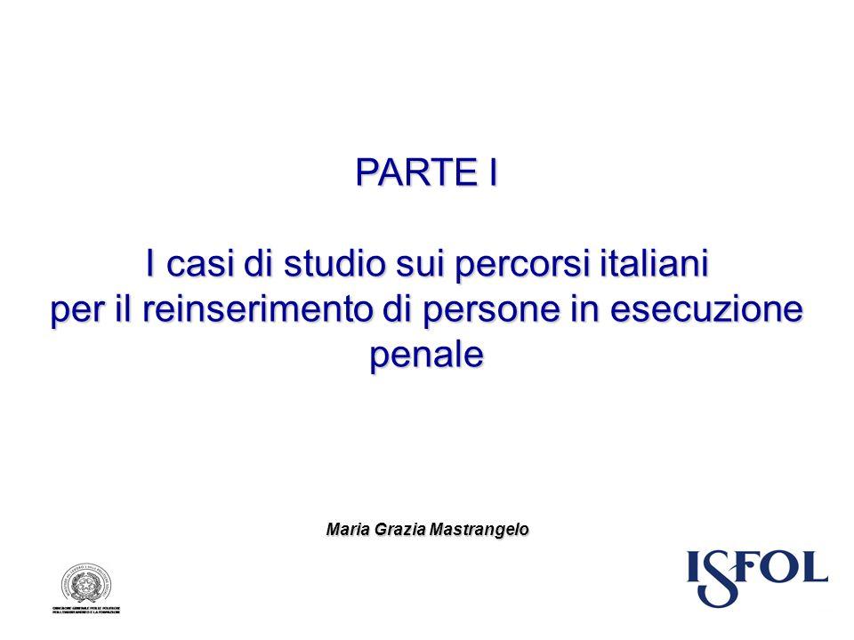 I casi di studio sui percorsi italiani