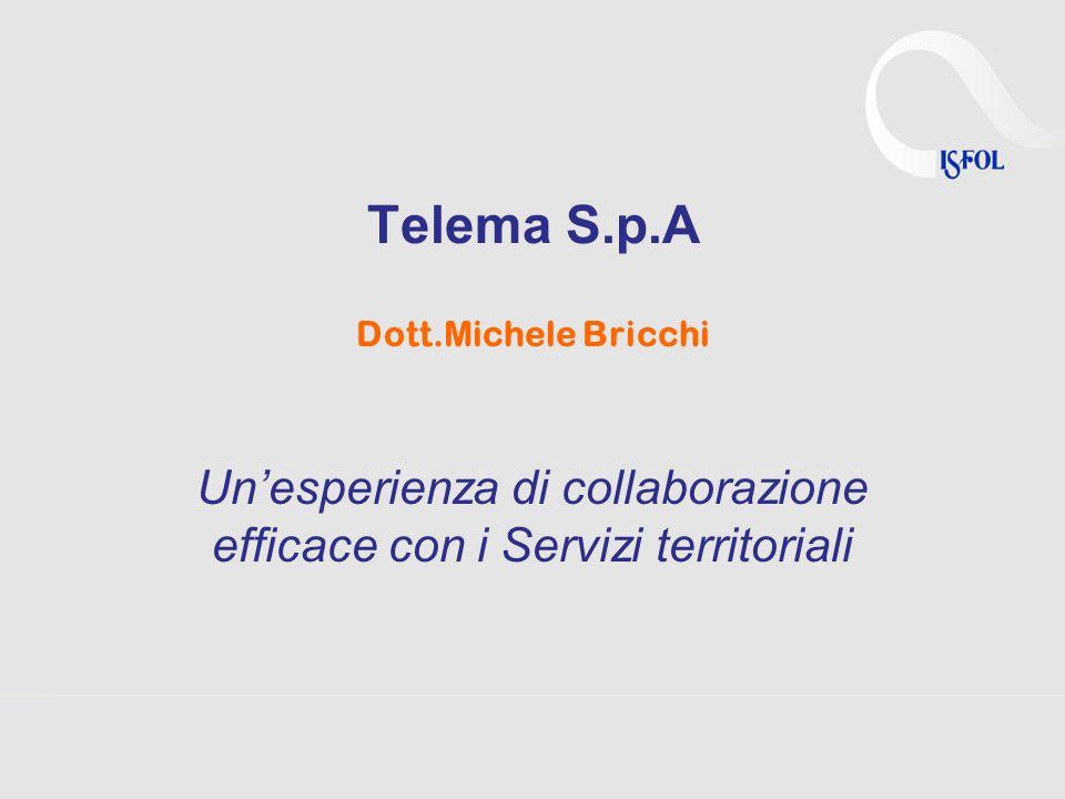 Telema S.p.A Dott.Michele Bricchi