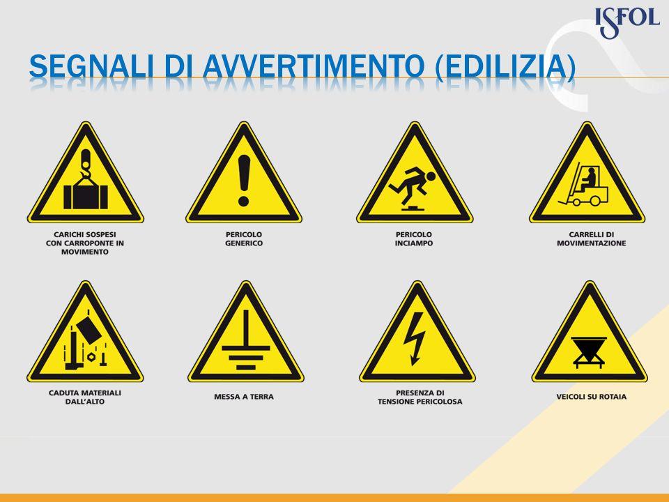 segnali di avvertimento (edilizia)