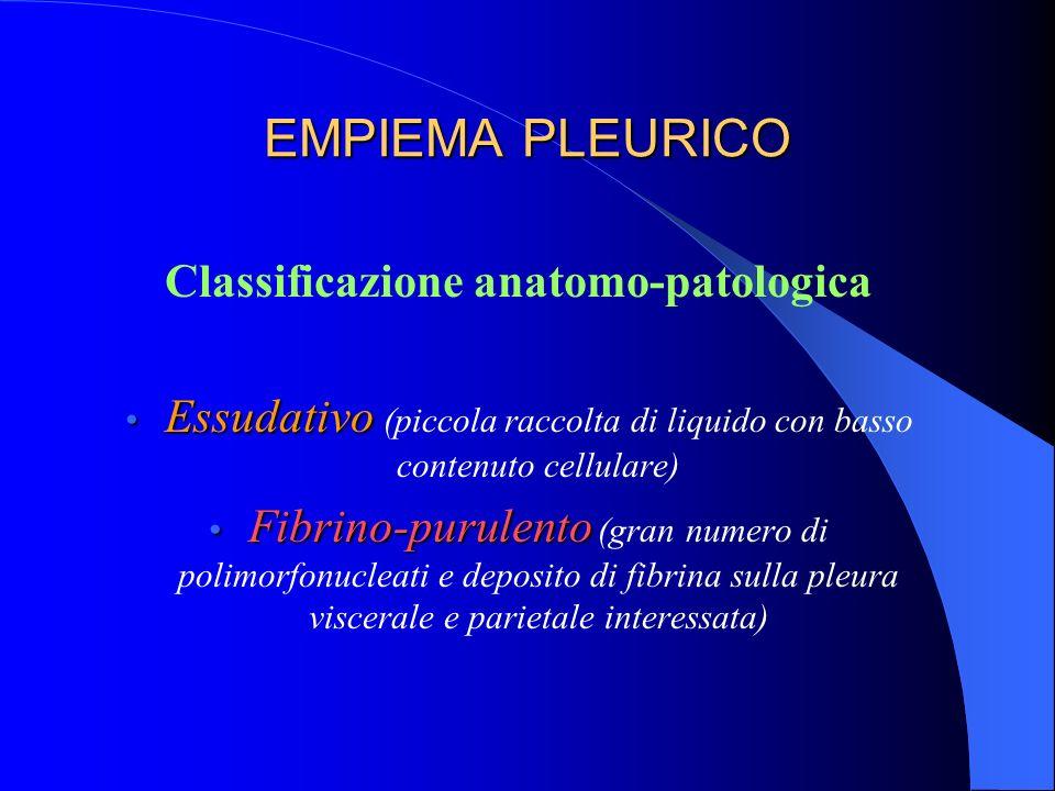 Classificazione anatomo-patologica