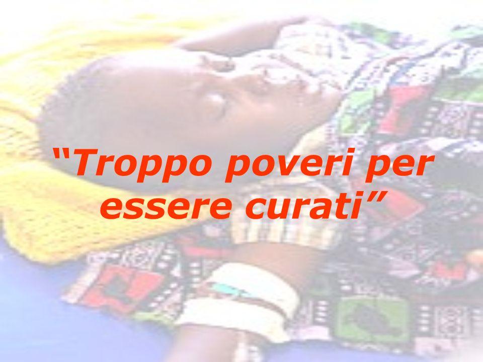 Troppo poveri per essere curati