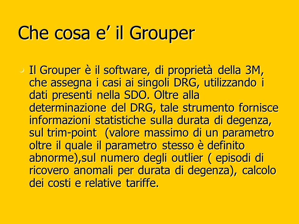 Che cosa e' il Grouper