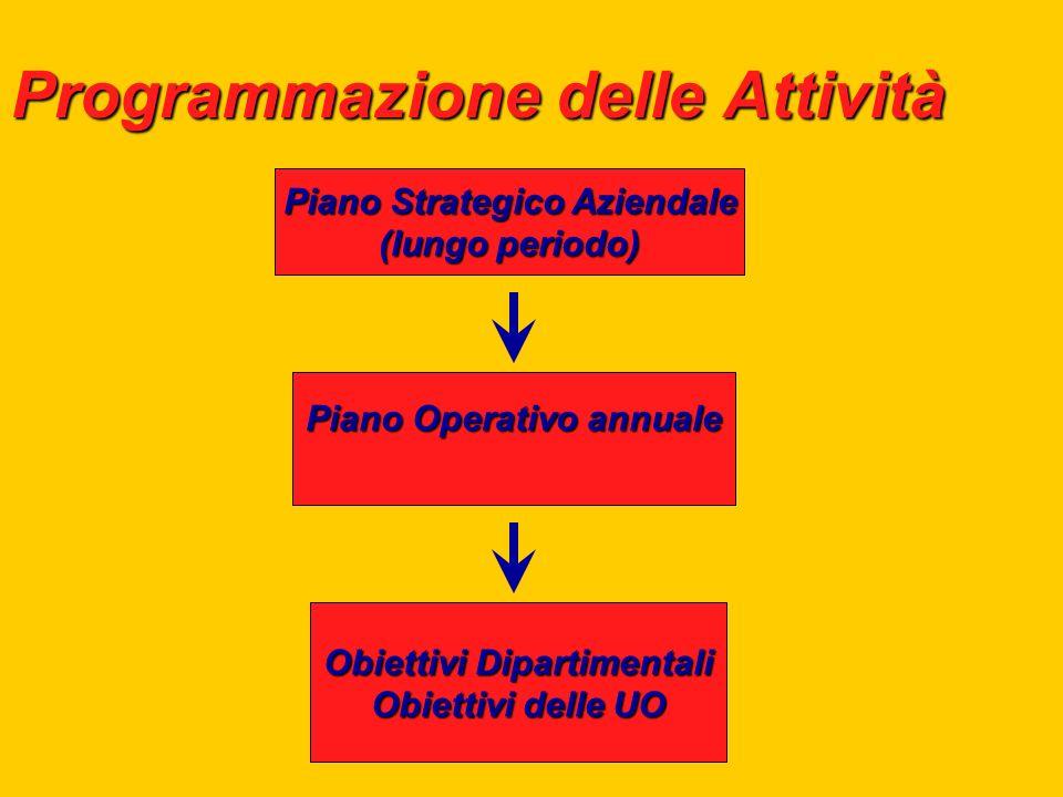 Programmazione delle Attività