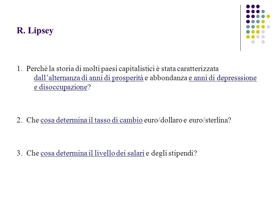 R. Lipsey
