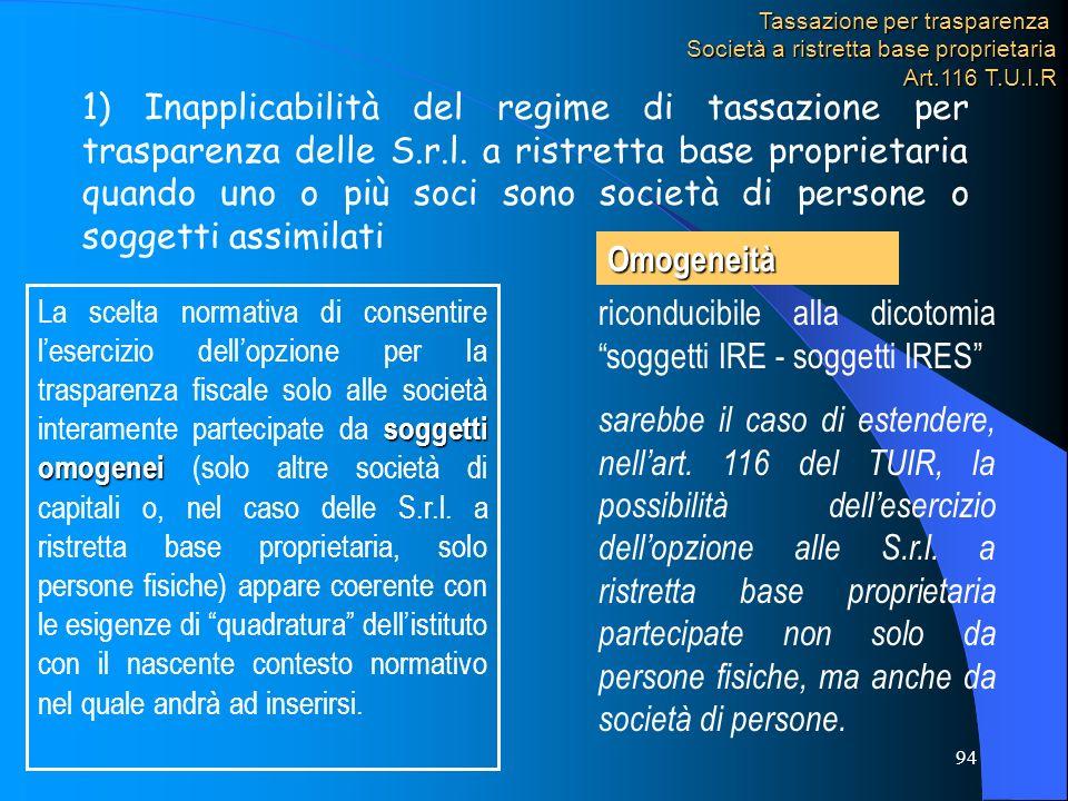 riconducibile alla dicotomia soggetti IRE - soggetti IRES