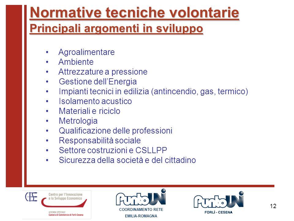 Normative tecniche volontarie