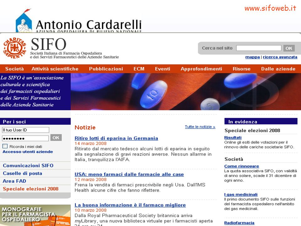 www.sifoweb.it