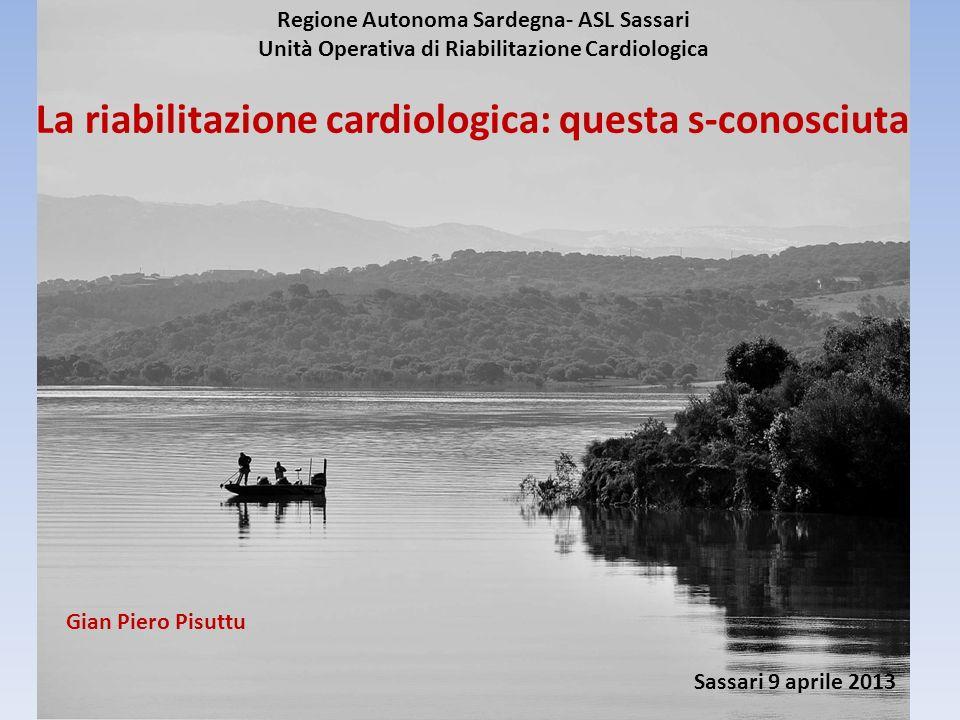La riabilitazione cardiologica: questa s-conosciuta
