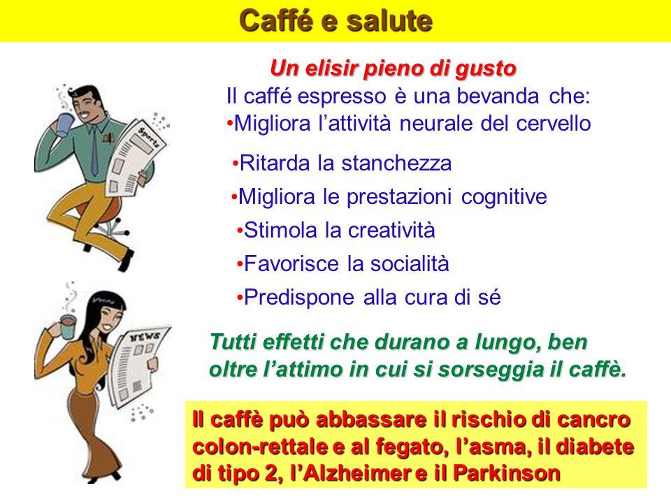 Caffé e salute Un elisir pieno di gusto