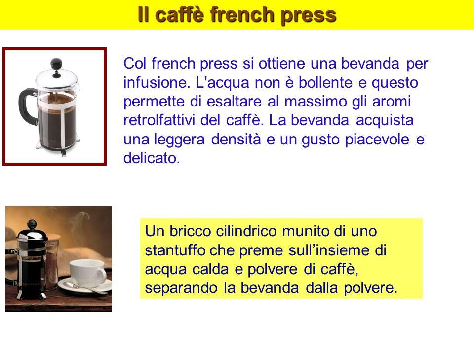 Il caffè french press