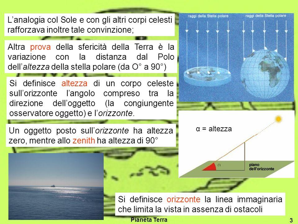 L'analogia col Sole e con gli altri corpi celesti rafforzava inoltre tale convinzione;