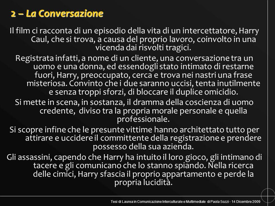 2 – La Conversazione