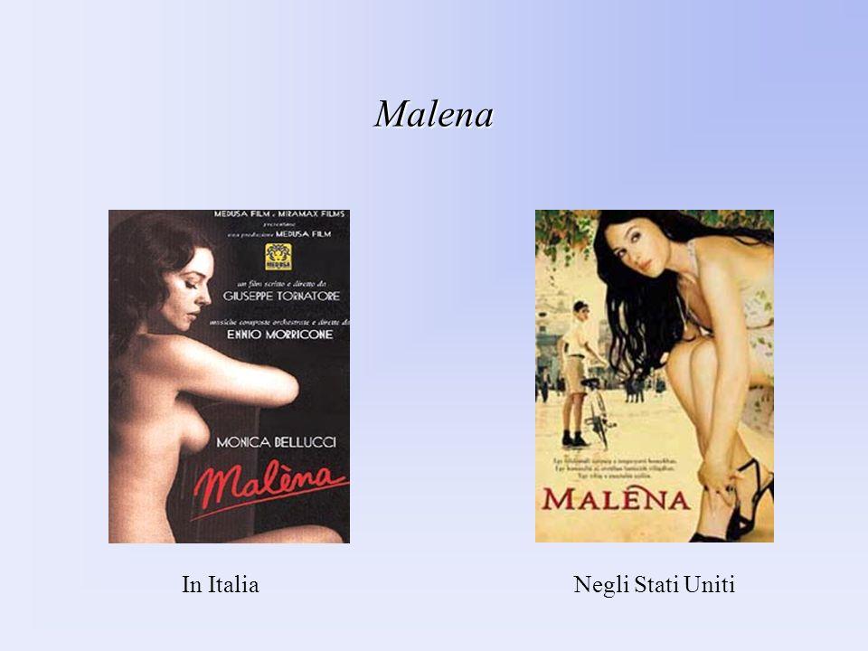 Malena In Italia Negli Stati Uniti