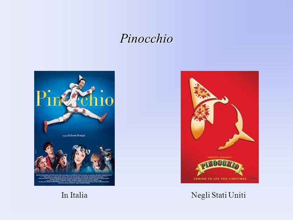 Pinocchio In Italia Negli Stati Uniti
