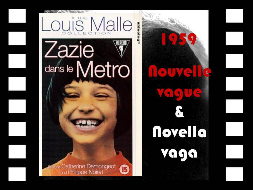 1959 Nouvelle vague & Novella vaga