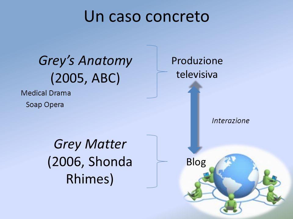 Produzione televisiva
