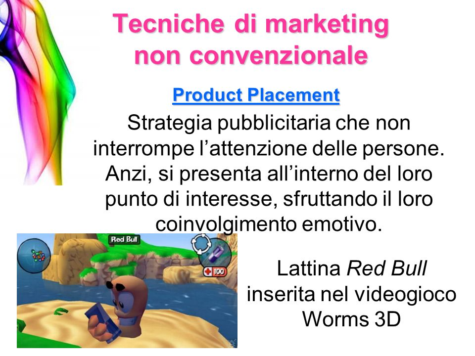 Tecniche di marketing non convenzionale