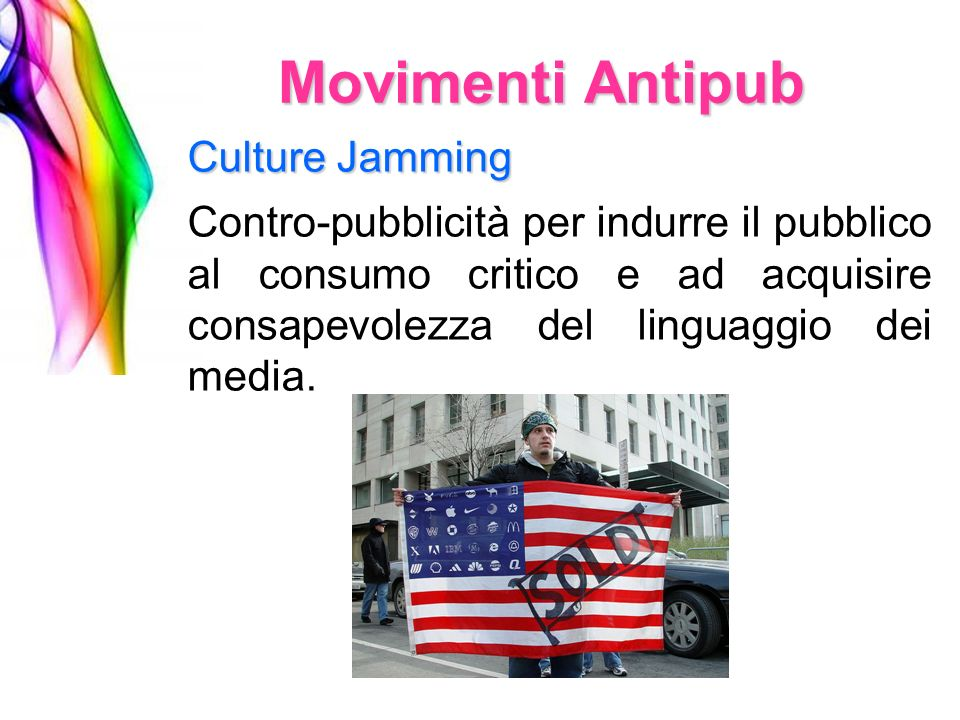 Movimenti Antipub Culture Jamming
