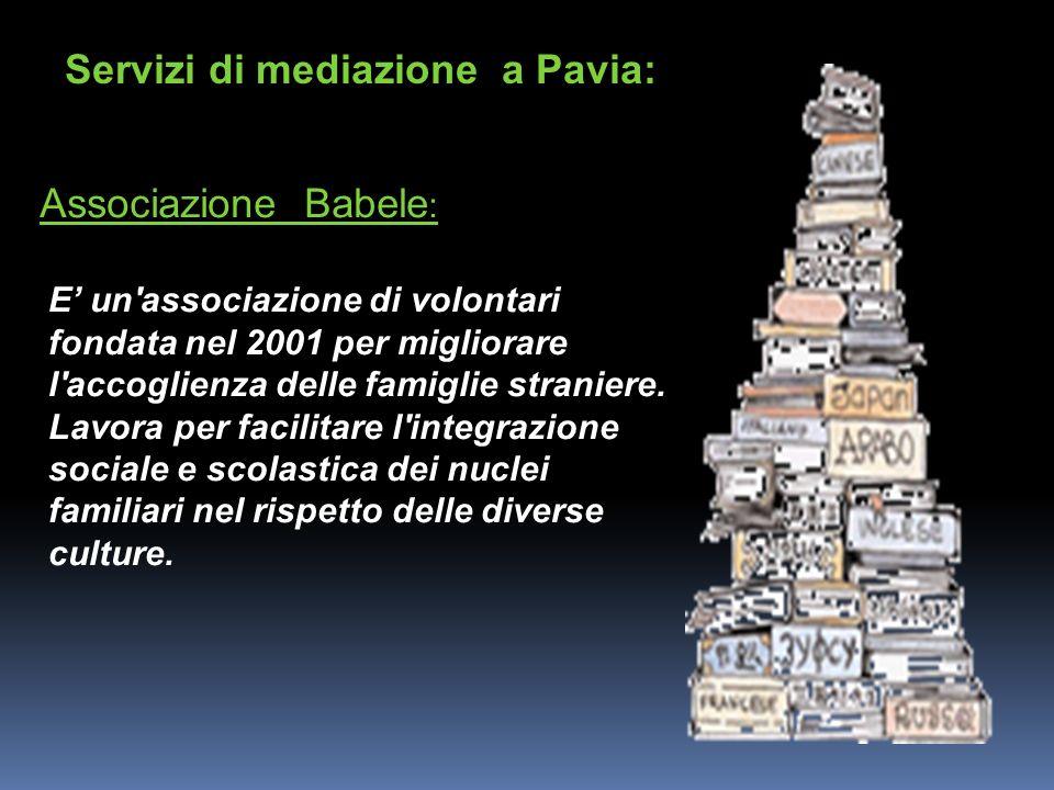 Servizi di mediazione a Pavia: