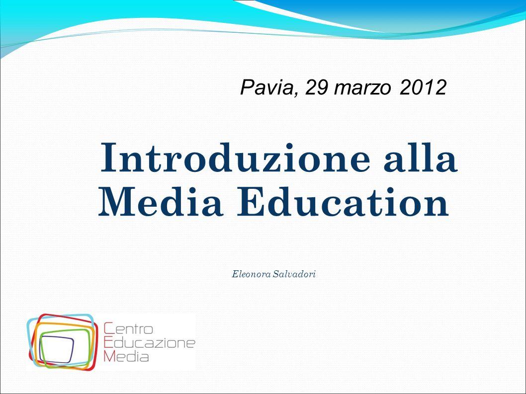 Introduzione alla Media Education