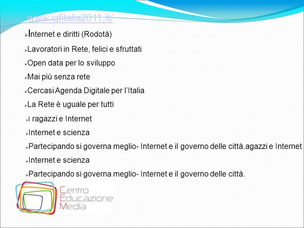 Internet e diritti (Rodotà)