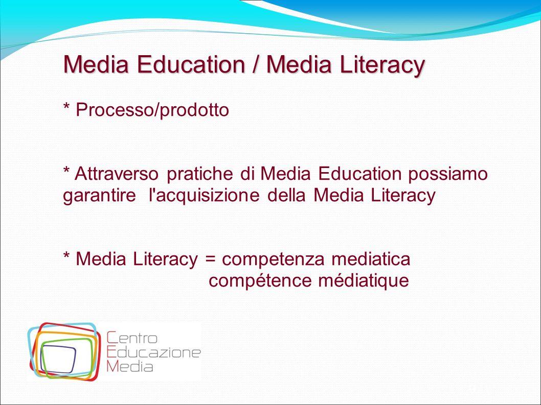 Media Education / Media Literacy