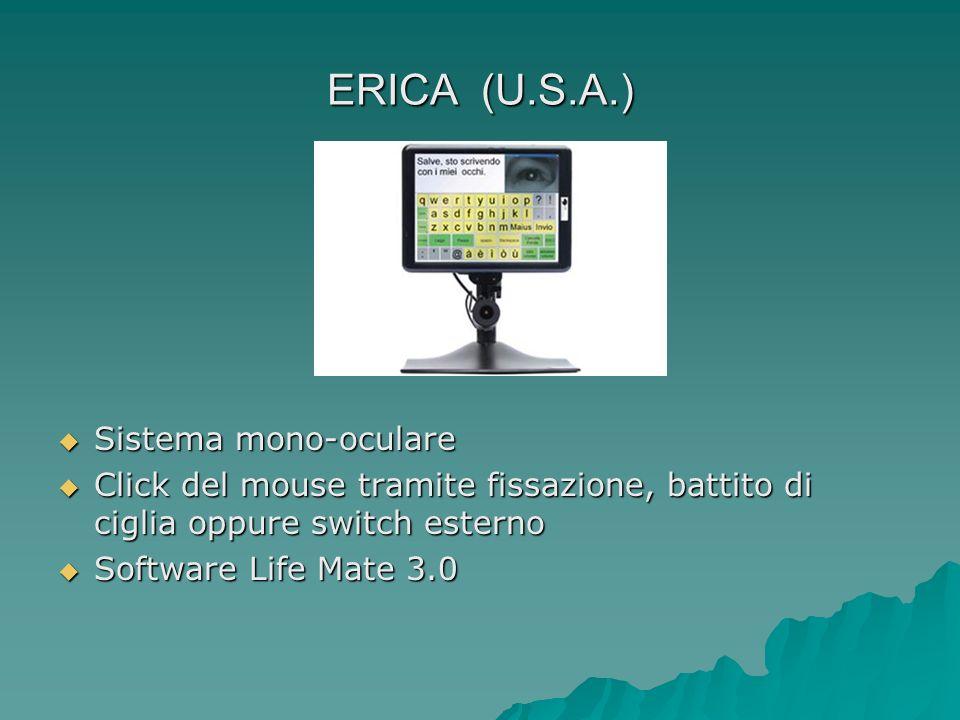 ERICA (U.S.A.) Sistema mono-oculare