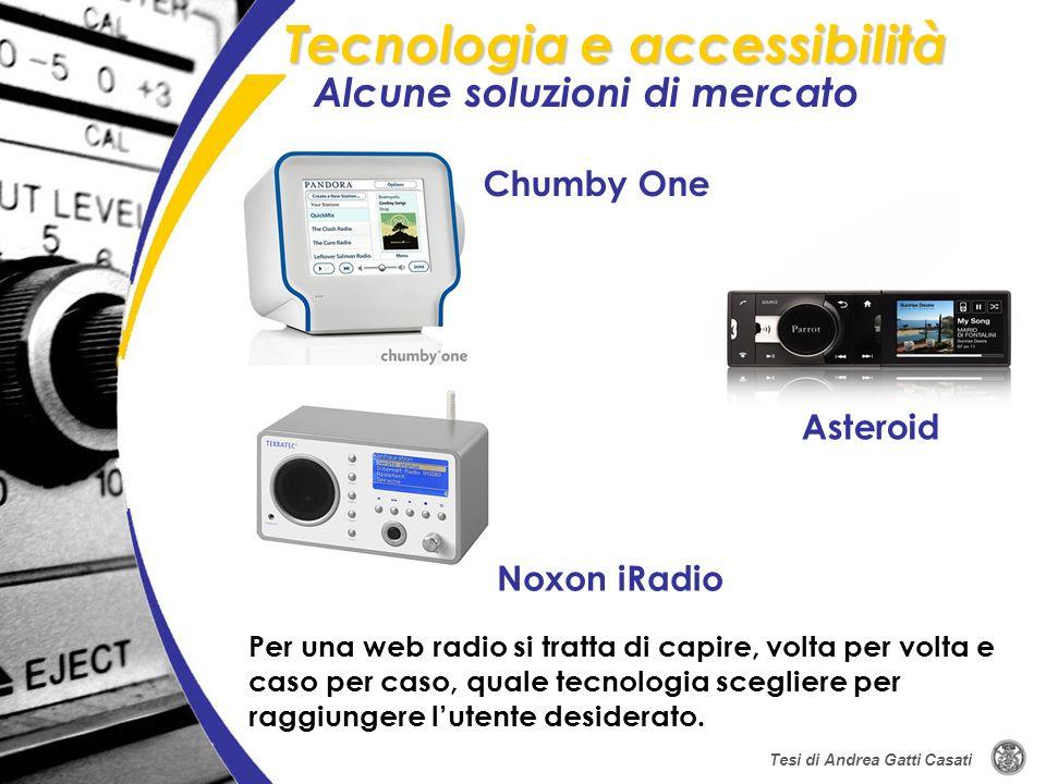 Tecnologia e accessibilità