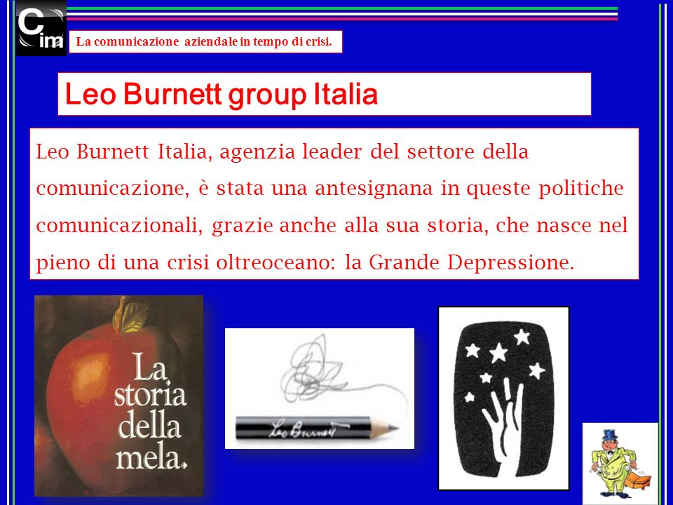 Leo Burnett group Italia